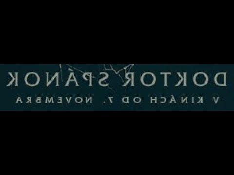 DOKTOR SPÁNOK - v kinách od 7. novembra - trailer F1 (slovenské titulky)