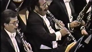 """Sinfonía No 1"" de Ricardo Castro 1er Movimiento (Andante - Molto Allegro)"