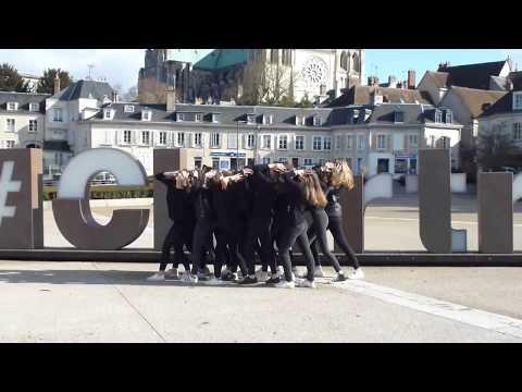 Chartres en danse