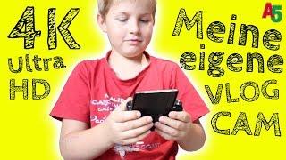 4K Ultra HD | Meine eigene Vlog Cam | Vlog Ash5ive