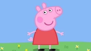 Свинка пепа Ю тач май талала