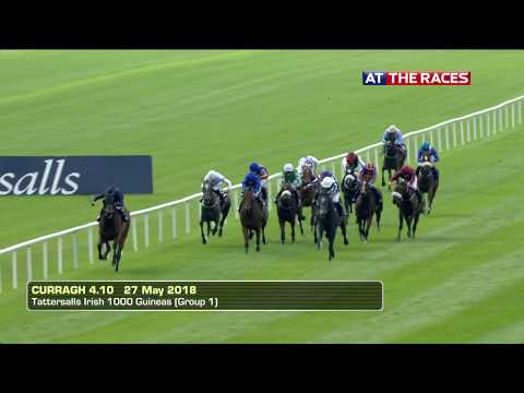 The Tattersalls Irish 1,000 Guineas (Group 1)   The Curragh   27th May 2018