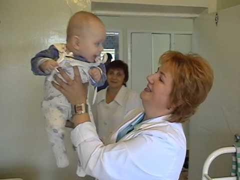 Кузнецк, сентябрь 2006, Медсестра Е. Корнеева