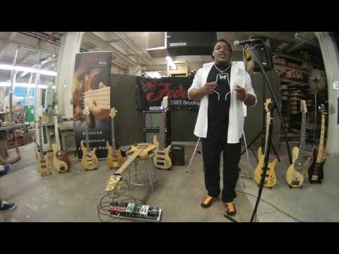 Anthony Wellington Clinic: Modes for 4, 5, 6, and 7 String Bass