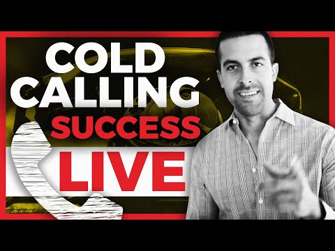Cold Calling LIVE Appointment SET