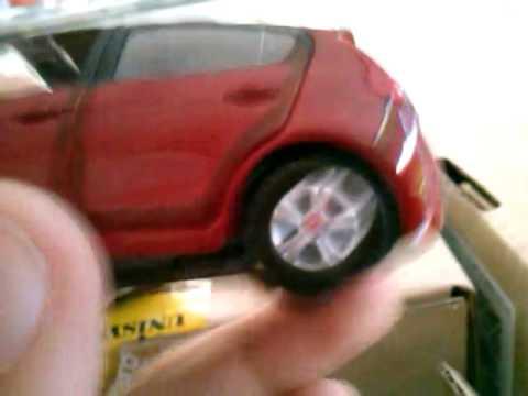 Fiat  1 43 miniaturas