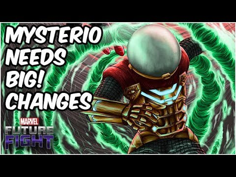 Mysterio Sucks (For Now!) Spider-Man Far From Home! - Marvel Future Fight