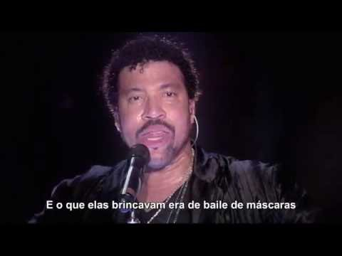 Lionel Richie - Say You, Say Me (Live HD) Legendado em PT- BR