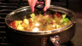 Hangover Helper - Bloody Mary & Bacon Apple Mash: Chefgirlrocker Ep. 3