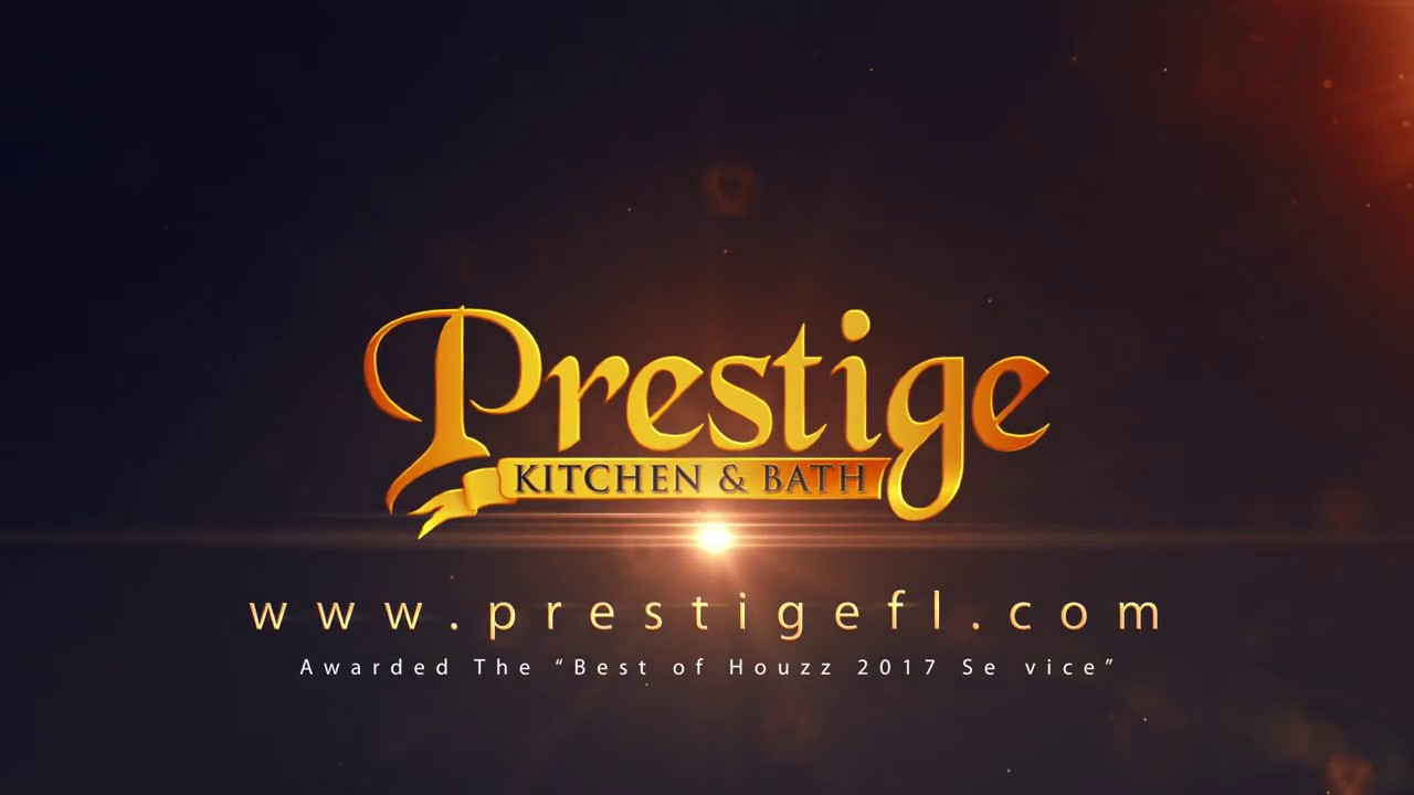 Prestige Kitchen & Bath Commercial - YouTube