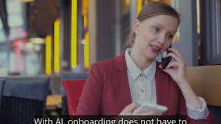 Onboarding Seamlessly: How AI is Transforming the Experience