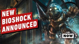 New BioShock Announced - IGN Now thumbnail