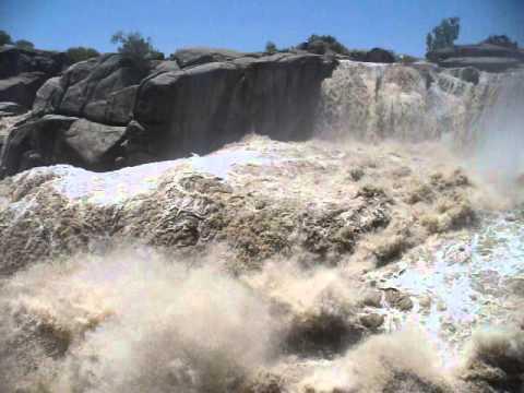 Augrabies Falls - South Africa - Orange River /  Augrabies Falls National Park