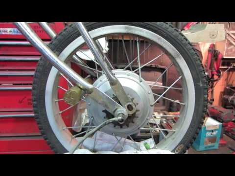 electric muscle bike