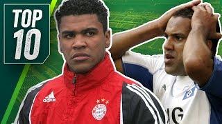 Transfer Flops: Die 10 größten Transfermarkt-Fails der Bundesliga