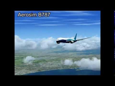 Fsx aerosim 787 liveries download | Aerosim's 787 for FSX released