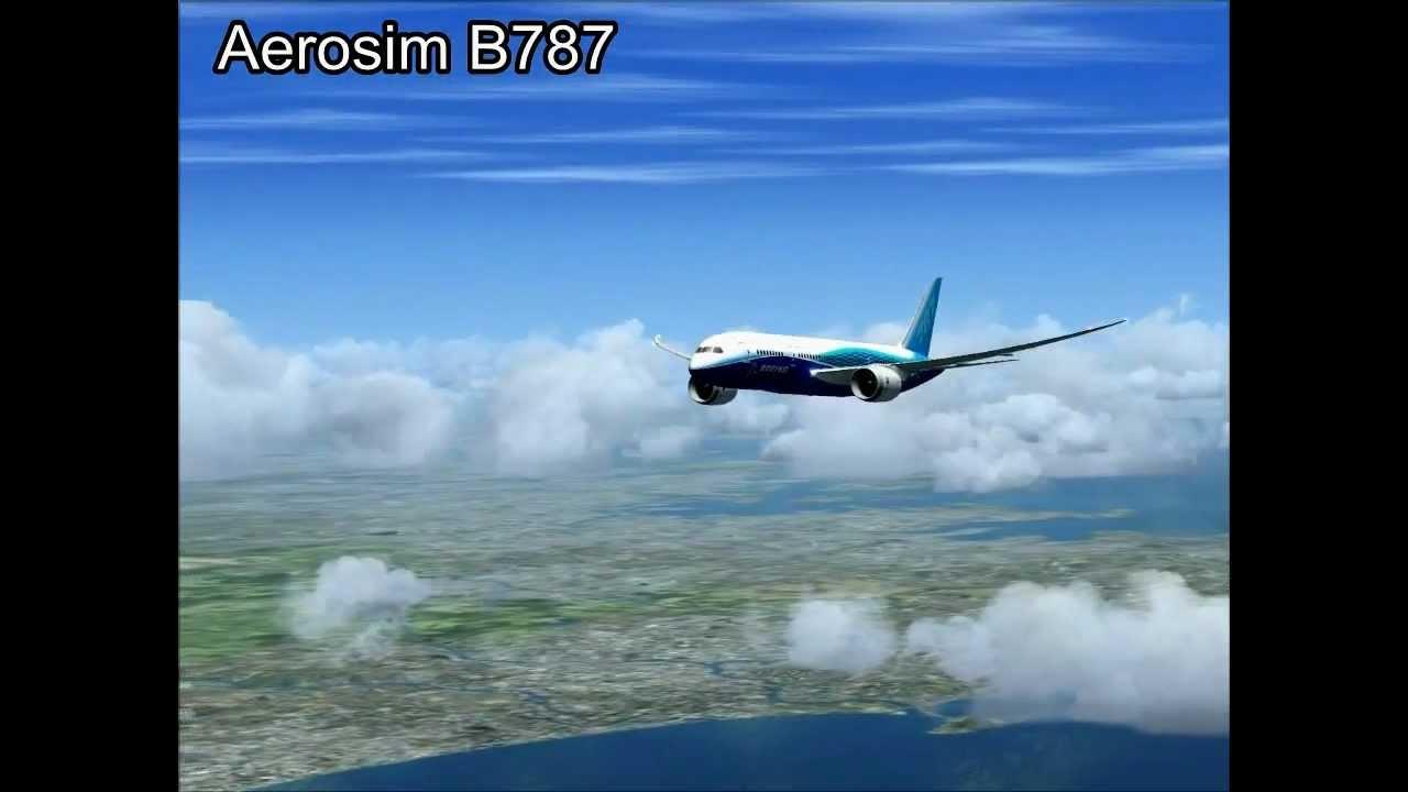 Aerosim 787