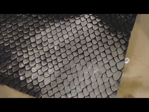 Foam Scale Mail Armor Tutorial