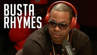 Busta Rhymes Talks Jay-Z Battle & Announces HOT 97 Show Line Up