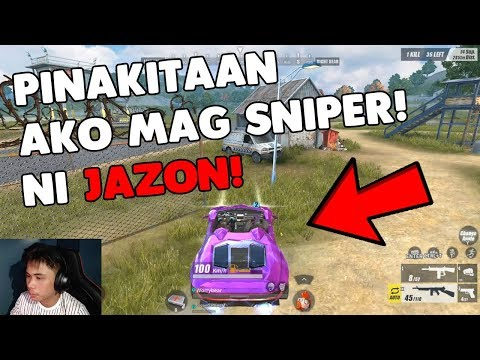 """2 YOUTUBERS VS FIRETEAM! WITH JAZONGAMING! """"17 KILLS """" [TAGALOG] (Rules of Survival: Battle Royale)"""