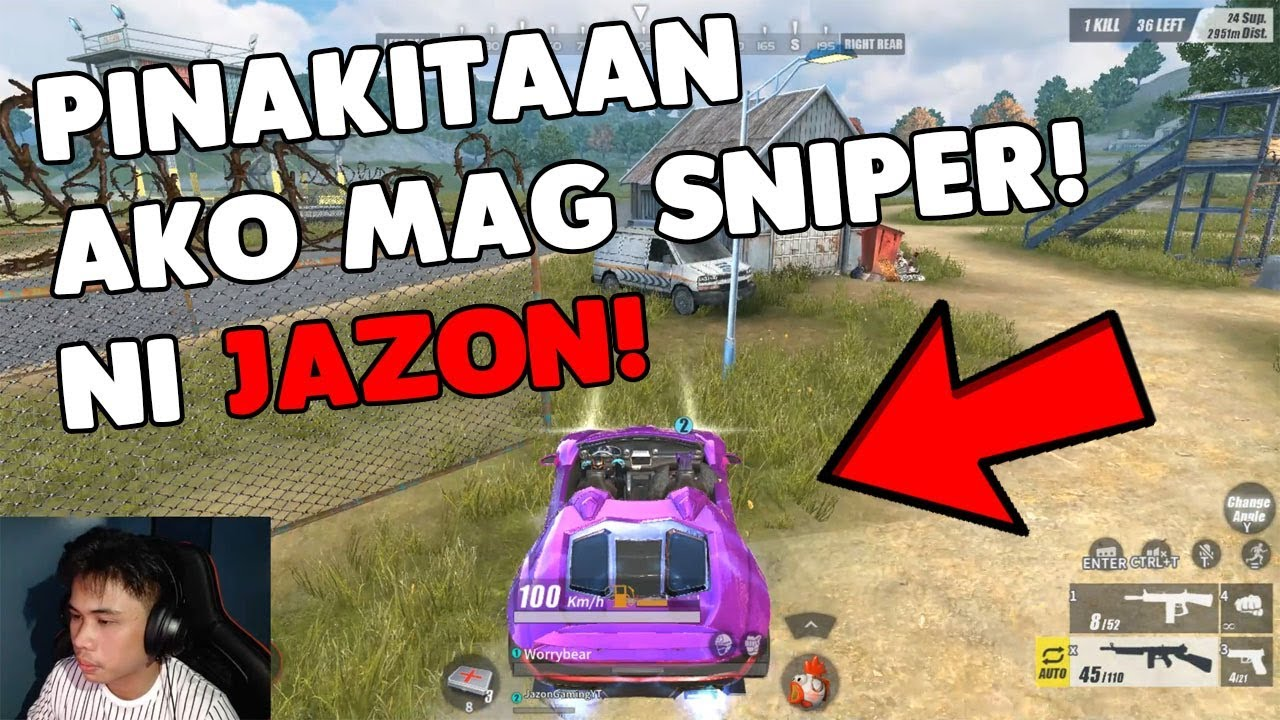 "2 YOUTUBERS VS FIRETEAM! WITH JAZONGAMING! ""17 KILLS "" [TAGALOG] (Rules of Survival: Battle Royale)"