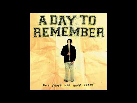 A Day To Remember - Monument [HQ Quality]