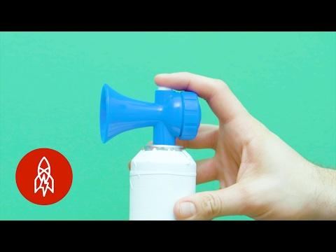 The Origin of the Hip-Hop Air Horn