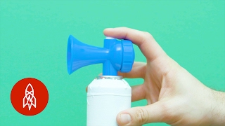 The Origin of the Hip-Hop Air Horn