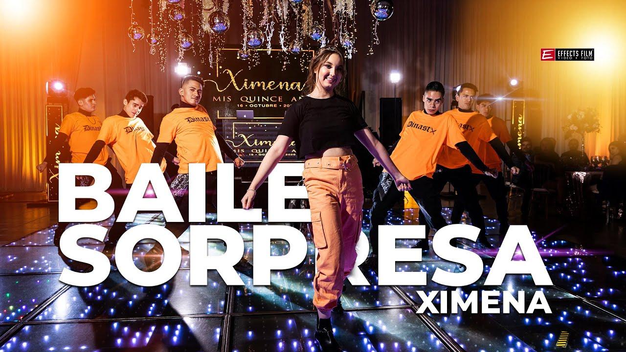 """YO PERREO SOLA""  BAILE SORPRESA ► EFFECTS FILM"