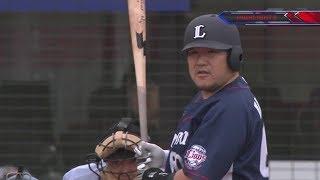 2019年8月28日 北海道日本ハム対埼玉西武 試合ダイジェスト