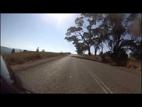 Oberon To Goulburn Via Taralga - NSW Australia - Part 2 - Capt Howdy BMW K1200R