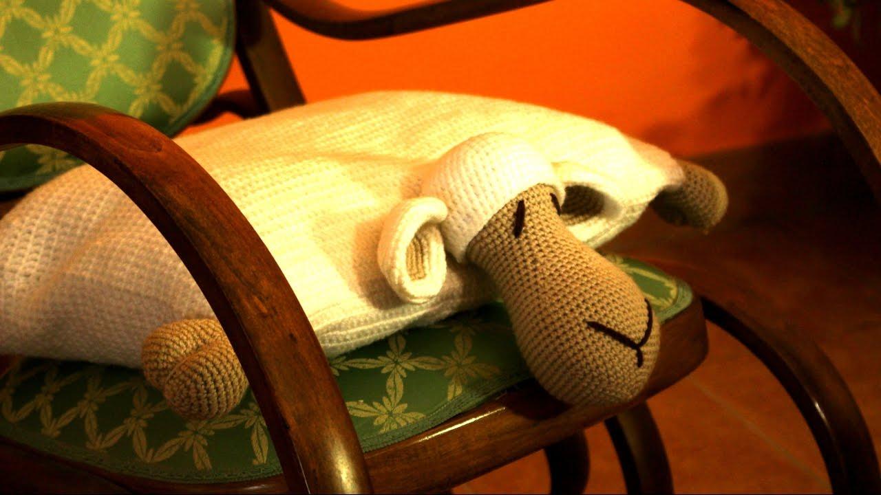 Sharon Cuscini.Sheep Pillow Amigurumi World Of Amigurumi Youtube