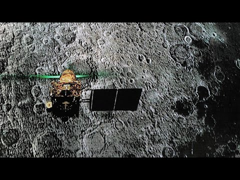 Location of Vikram lander found, yet to establish contact: ISRO chief