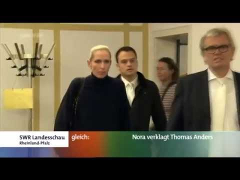 Thomas Anders & Nora. SWR Landesschau 04.11.11 RUSSIAN TRANSLATION