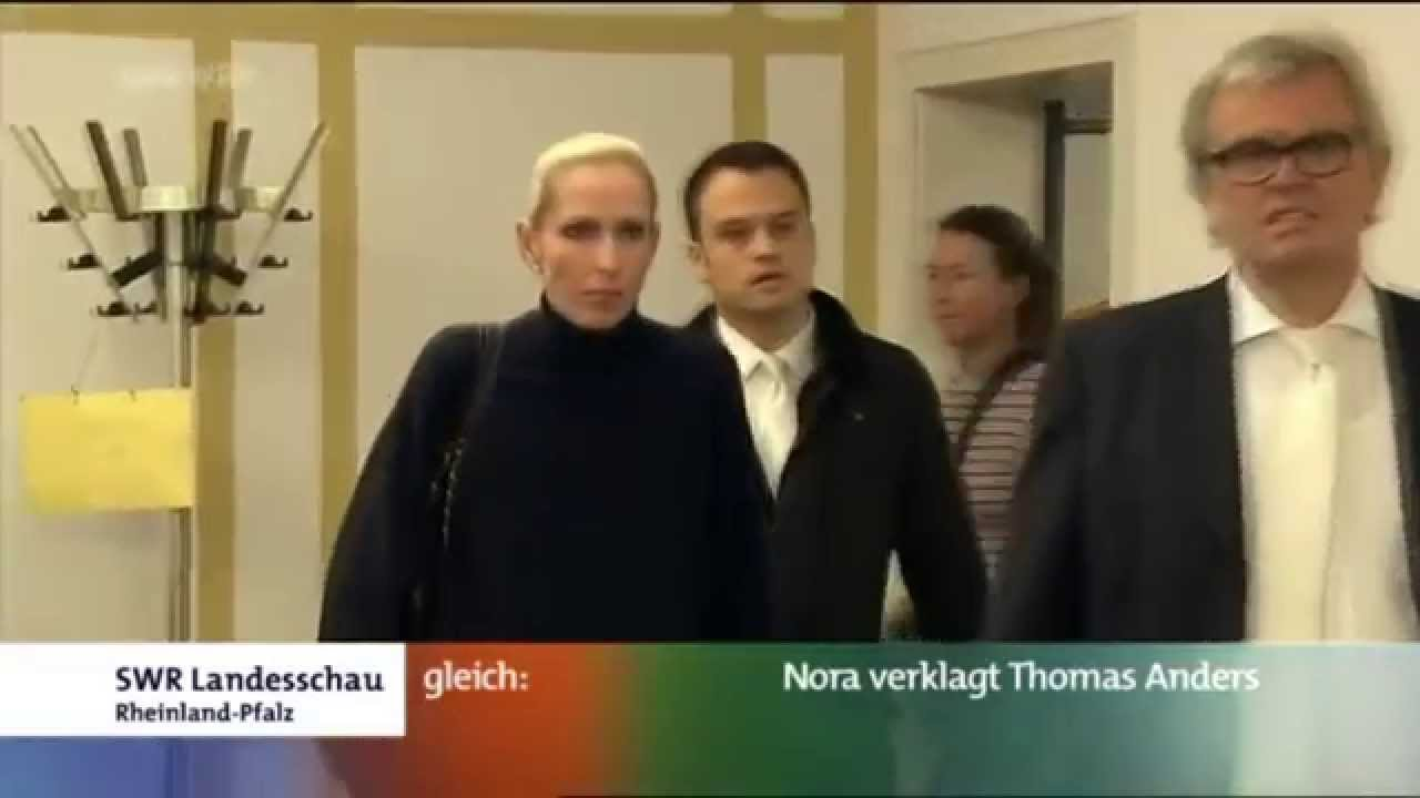 Thomas Anders Nora Swr Landesschau 04 11 11 Russian Translation Youtube