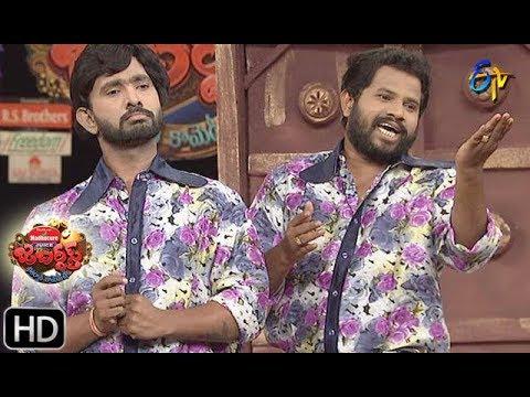 Hyper Aadi, Raising Raju Performance | Jabardasth  | 16th May 2019 | ETV Telugu