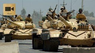 アメリカとイラクの戦い