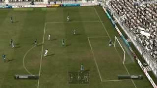 FIFA 12 - Santos X Palmeiras Online