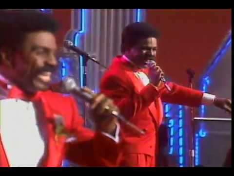 The Whispers - Rock Steady (Live Soul Train Performance & Interview)