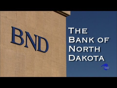 Bank of North Dakota