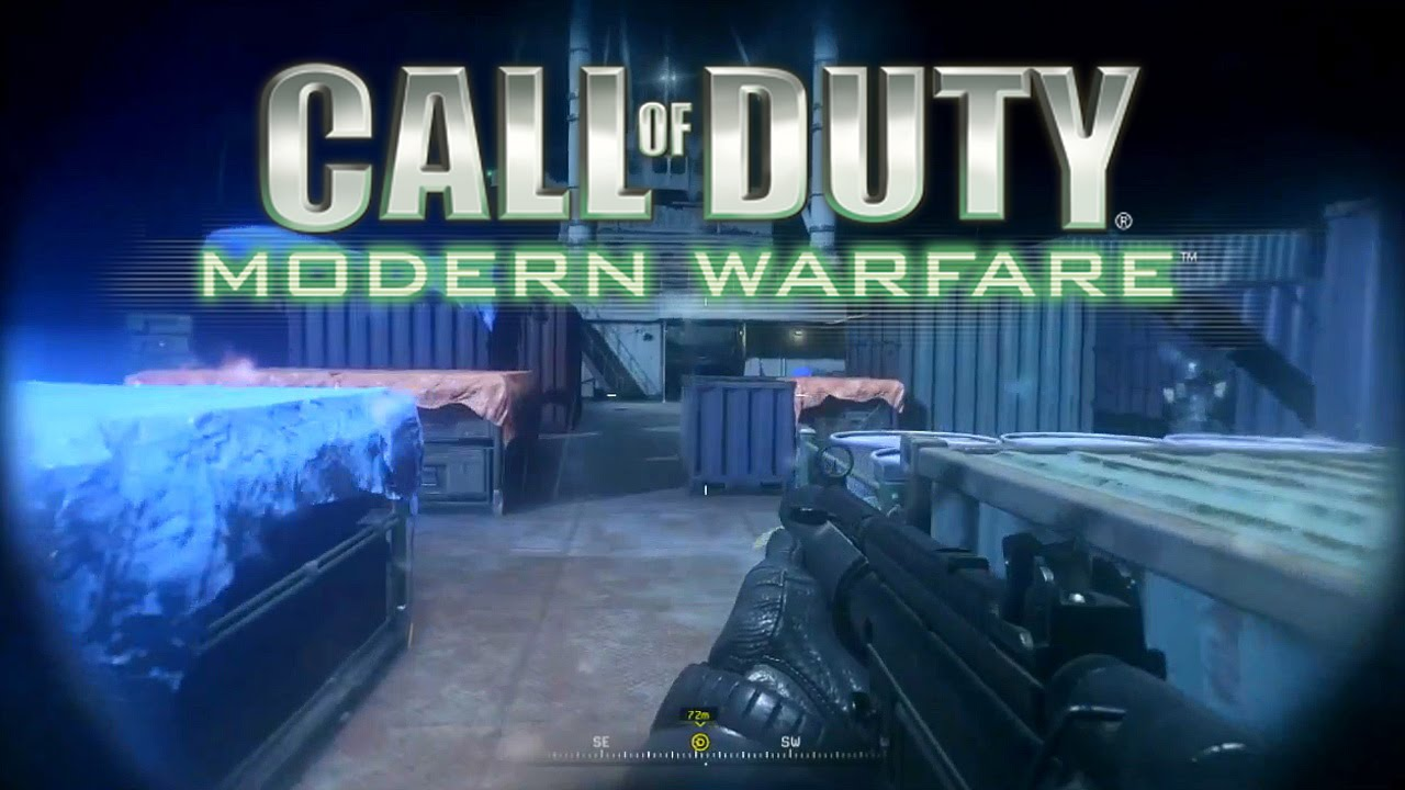 86b5468400b MODERN WARFARE REMASTERED CAMPAIGN GAMEPLAY! - Crew Expendable Mission (HD)