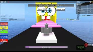 ROBLOX Mega Fun Obby Walkthrough Part 6 (Stages 351-400)