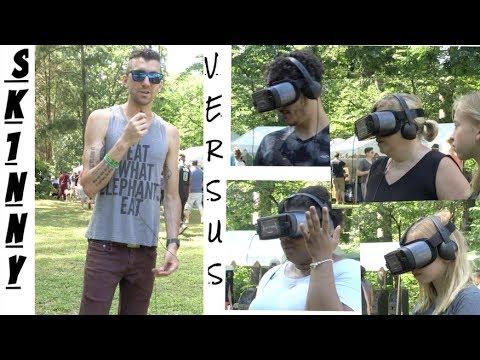 Vegan VR - Sk1nny vs The Richmond Veg Fest