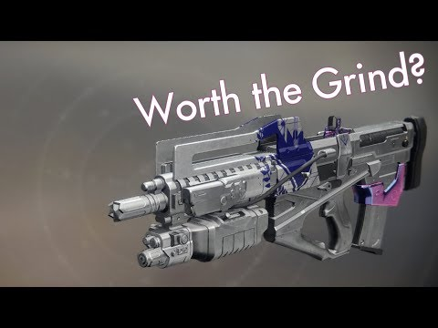Is Redrixs Broadsword worth the grind???