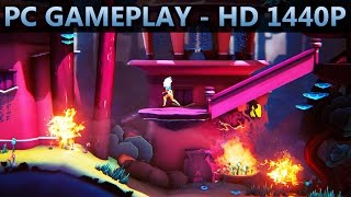 Red Goddess: Inner World | PC GAMEPLAY | HD 1440P