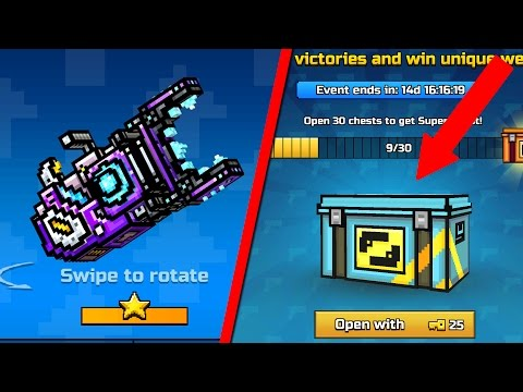Pixel Gun 3D 12.1.0 Update: Overview [NEW GUNS, MAPS, CAMPAIGN, HACK AND MUCH MORE!!]