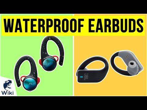 7 Best Waterproof Earbuds 2020