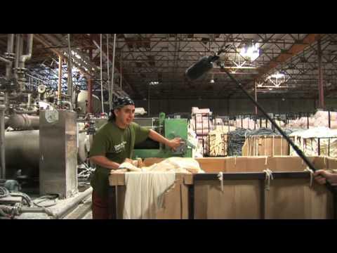 Factory Tour Part 2: Dyehouse