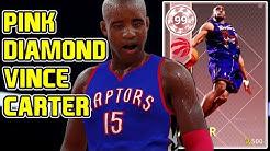 60ff2a7b9 PINK DIAMOND VINCE CARTER GAMEPLAY! PEOPLE STILL SWEATING! NBA 2k18 MYTEAM  - Duration  14 55.