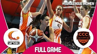 UMMC Ekaterinburg (RUS) v CCC Polkowice (POL) - Live Stream - EuroLeague Women 2016/17